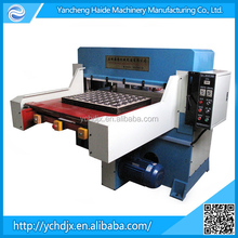 XCLP3-800 unilateral/bilateral feed precise four-column hydraulic automatic cutting machine