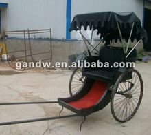 2wheeled Horse Carriage / Horse Cart drawn by Human power