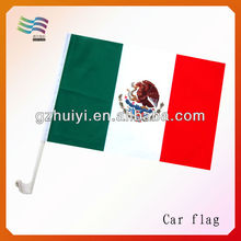 Magnetic Blank Hot Selling Car Window Flags