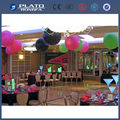 Pvc inflatable haging light ball/ lighting ball/ led ball for event and stage