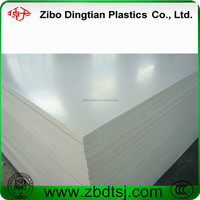 10mm White and Hard PVC Foam Sheet