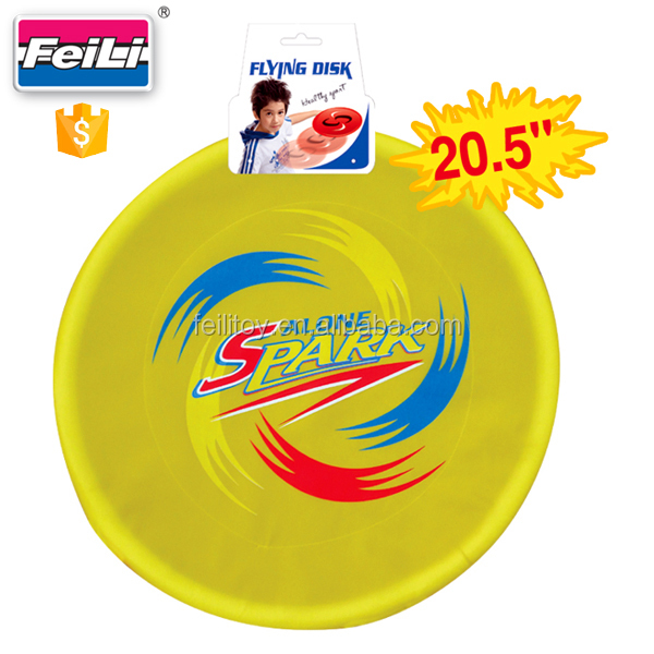 buy toys from china giant flying disk for boy 20.5'' fabric cloth frisbees