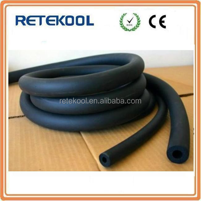 Flexible thermal insulation tube