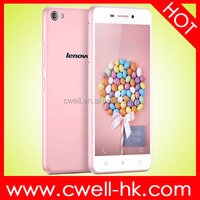 New Smartphone 4G LTE Android 4.4 5 Inch Quad Core RAM 2GB ROM 8GB 13.0MP Camera GPS Dual Micro-SIM Card Unlocked Lenovo S60