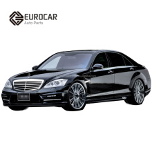 HIGH quality W221 W-style body kit for S-class W221 06~13 year FRP