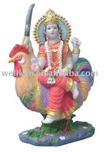 polyresin india god Keteri Maa