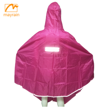 Best price polyester rain coat