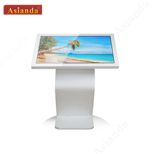 "32"" 43"" 49'' 55'' windows 10 LCD advertising display touch screen totem photo booth kiosk"