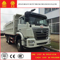 factory direct supply sinotruk 10 wheels dump trucks for sale