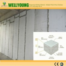 Magnesite cement EPS particle insulation board