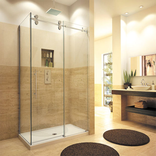 Bathtub Frameless Glass Shower Door Bathtub Frameless Glass Shower
