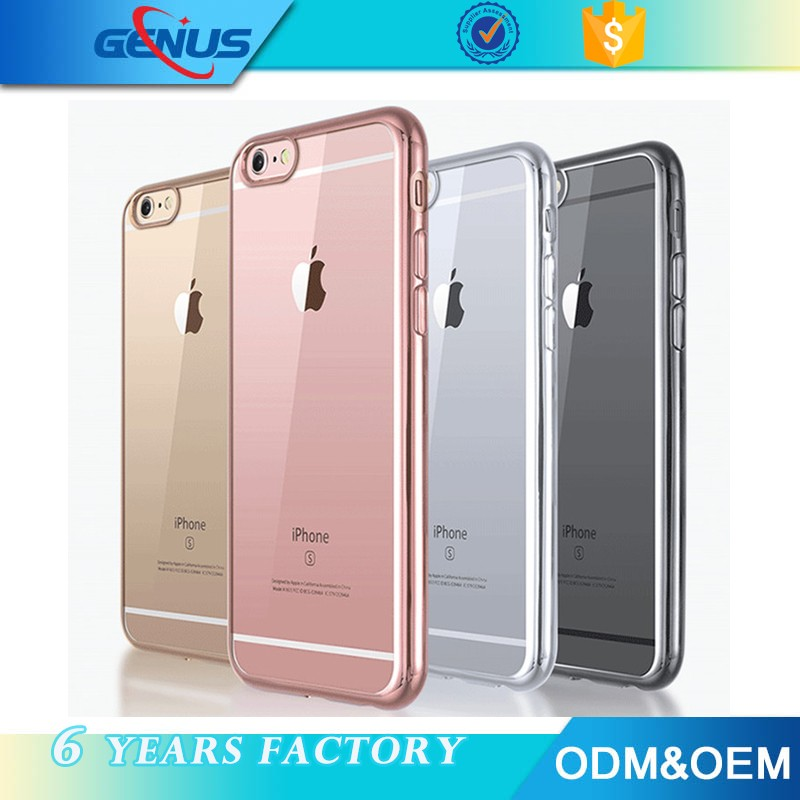 Luxury tpu electroplating phone case DIY sky phone case