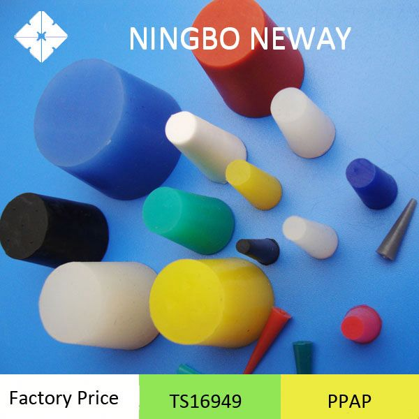 High quality OEM elastomer molded rubber product