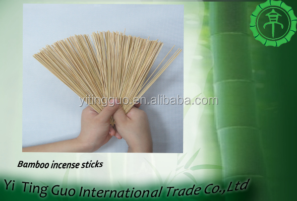 1.3mm*8''&9'' Round Bamboo sticks for making incense sticks whats app 008615070925407