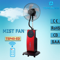 electric fan with mist function (CE,CB, ROHS, SAA)