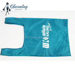 factory promotional folded polyester tote bag