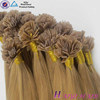 Fashionable Direct Factory Remy Hair remy Brazilian pre-bonded blond humanhair extension