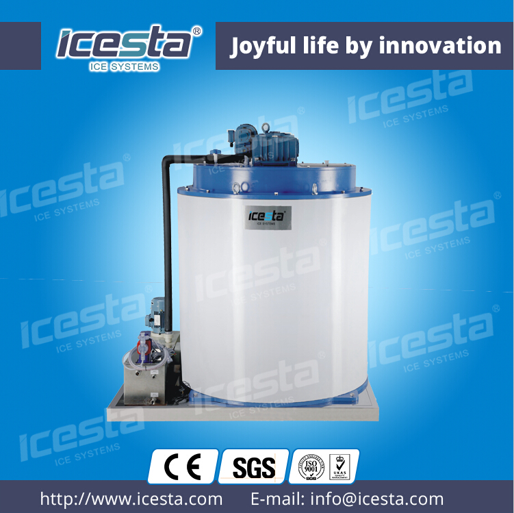 ICESTA High Quality Ice maker evaporators (5ton/day)
