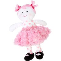 bespoke cute lovely custom plush toy girl doll soft girl doll toy with shoes
