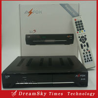 Satellite Receiver Original AZFOX S3S Full HD 1080p Support wifi,PVR,EPG,For the whole world