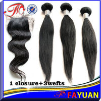 Cabelo humano factory 7a100% virgin brazil origin cheap weave brazilian human hair
