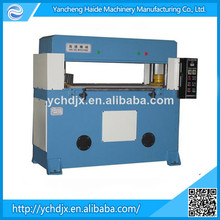 Foam punching machine