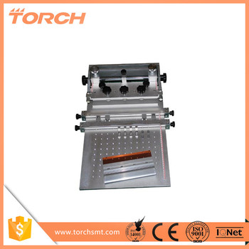 T4030 solder paste screen printer PCB assembly machine SMT manual printing machine
