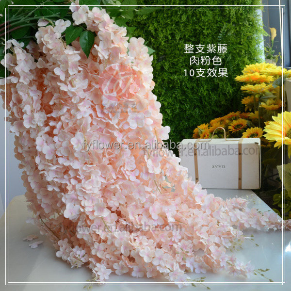 30103080 Canton Fair Factory Direct Wholesale Flower Wall Hanging