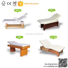 Modern Design solid wood Leg Milking Massage Table