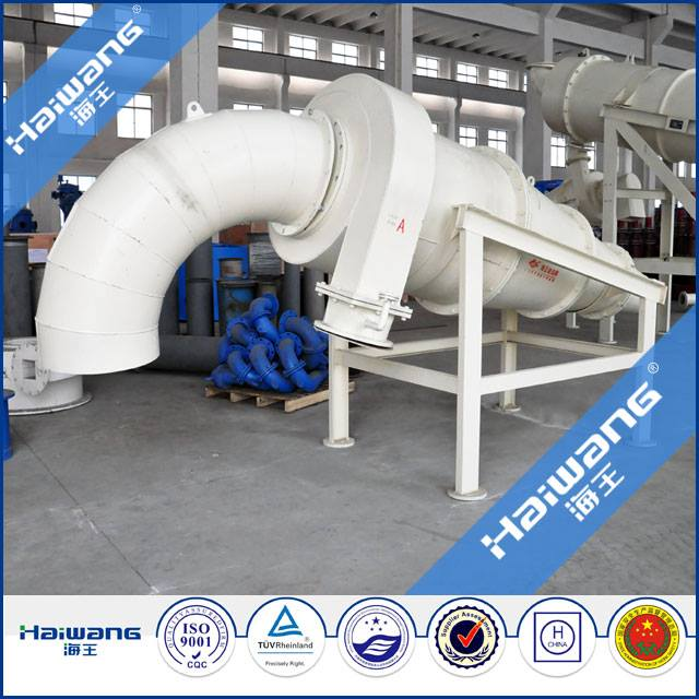Haiwang Hydrocyclone Oil Water Separation / Hydrocyclone Oil Separator / Hydrocyclone Oil Water Separator For Sale