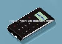 EMV Chip Card Reader Magnetic Mobile Card Reader With Pinpad Keypad SDK ios Android