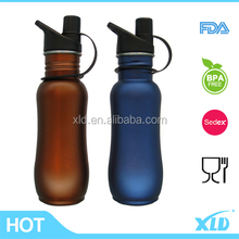 stainless steel gourd shaped stainless water bottle gourd bottle