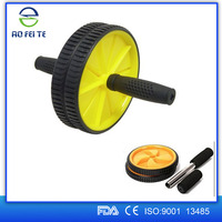 Best Selling Products In America for Abdominal Exercise Ab Toning Wheel, Dual Ab Wheel ,Ab Roller Exercise