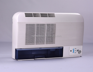 10L Wall Mount Window Type Slim Compressor Dehumidifier