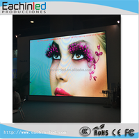 Full color P3.9 SMD led tv panel / led video wall
