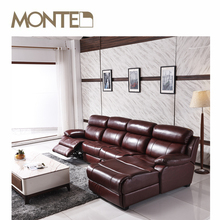 image of wood furniture design sofa set