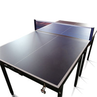 Manufacturer sale kids sports and entertainment cheap child mini table tennis table