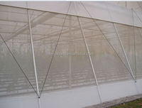 agricultural 50 mesh greenhouse plastic anti insect net