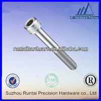 high quality m4 screw standard length with low price
