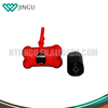 Custom dog bone shaped poop bag dispenser with low price
