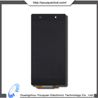 Brand new lcd display and Touch digitizer replacement For Sony Xperia Z2 L50W D6502 D6503 D6543