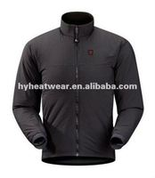 Rechargeable battery heated milwaukee jacket