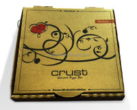 MaxProfit- Cardboard Packaging for pizza food