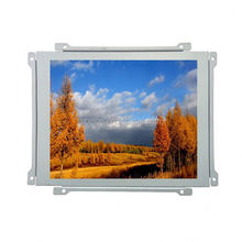 metal case HD 12 inch open frame small lcd monitor with av input
