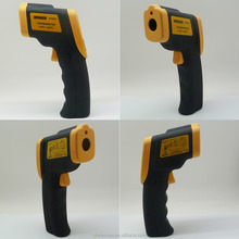 DT8750 Hot Sale Handheld infrared thermometer accuracy with LCD display for industrial and household