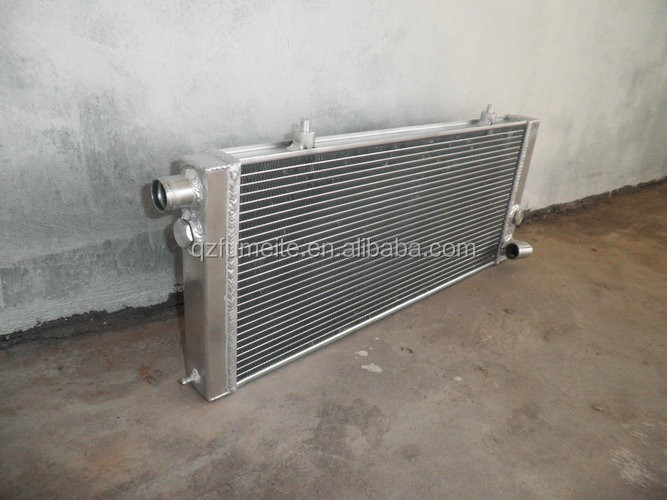Hot sale auto parts for VW Corrado 1.8 16V injection 1989-1995 Volkswagen alloy aluminum auto radiator
