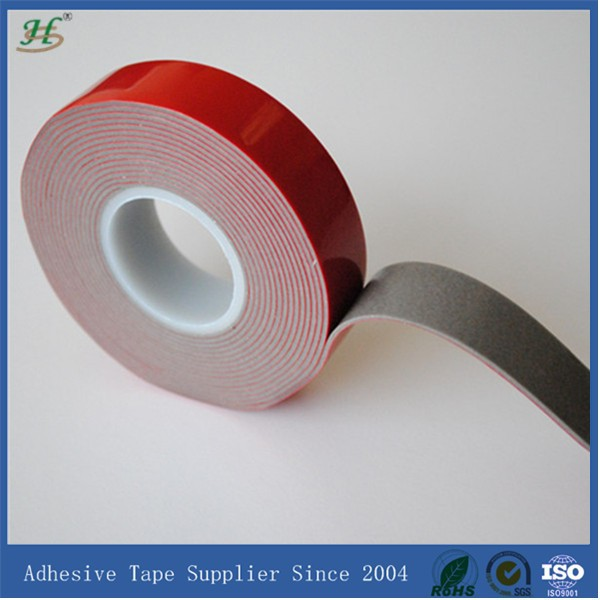 Automotive Glass Metal Plastic Parts Permanent VHB 3m equivalent double adhesive tape for window