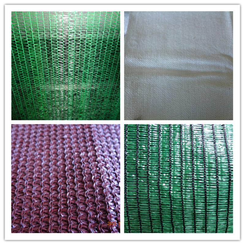 virgin hdpe material raschel shading net with high quality