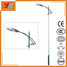 High quality and customized octagonal street light poles