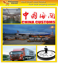 International logistics service from China to United Arab Emirates